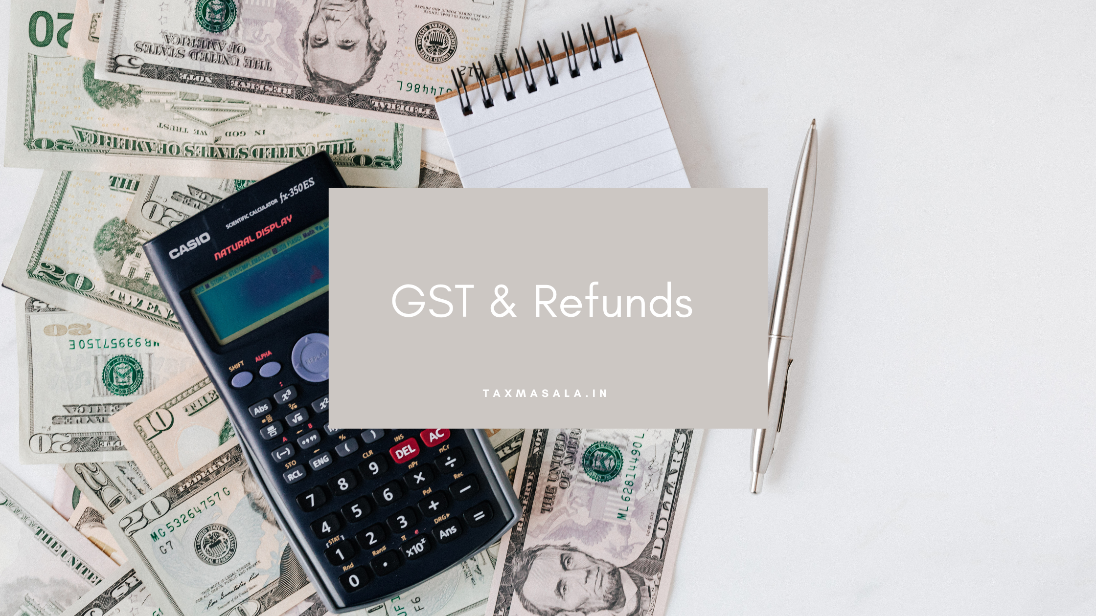 gst and refunds
